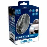 Philips X-treme Ultinon LED 6000K H7 12V 12985BWX2 - фото 1