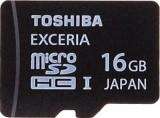Toshiba 16 GB EXCERIA Type HD microSDHC UHS-I SD-CX16HD - фото 1