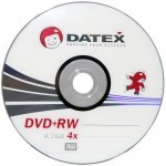 DATEX DVD+R DL 8,5GB 2.4x Bulk 25шт - фото 1