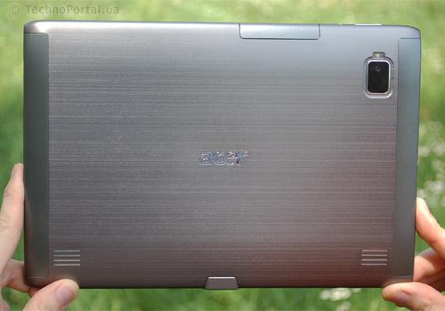 Задняя крышка Iconia TAB A500 (Акониа ТАВ А500)