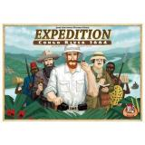 White Goblin Games Экспедиция: Река Конго 1884 (Expedition: Congo River 1884) (12517) - фото 1