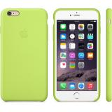 Apple iPhone 6 Plus Silicone Case - Green MGXX2 - фото 1