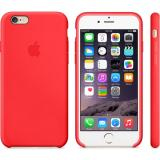 Apple iPhone 6 Silicone Case - Red MGQH2 - фото 1