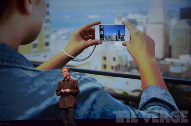 Новый ipod touch 5g