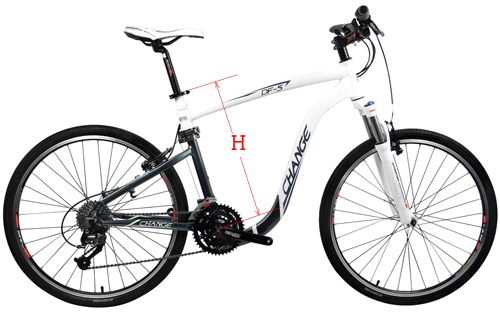 Диаметр рамы велосипеда