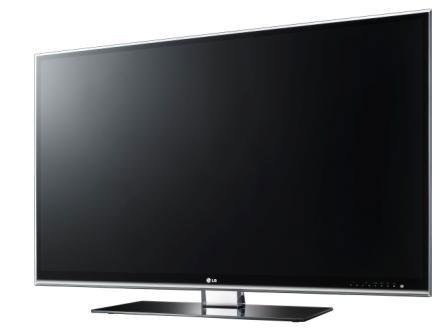 Новый телевизор LW980S