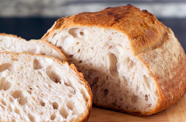 Белый пшеничный хлеб