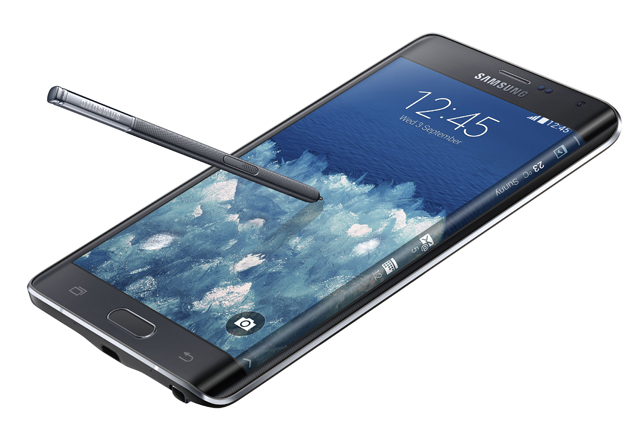 Смартфон на Android Samsung Galaxy Note Edge