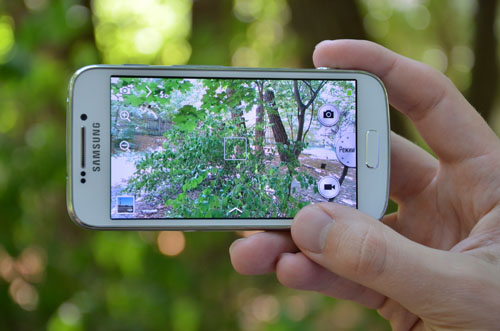 Дисплей Samsung Galaxy S4 Zoom