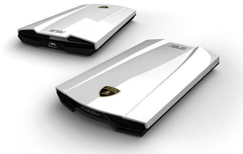 Asus в стиле серии Lamborghini