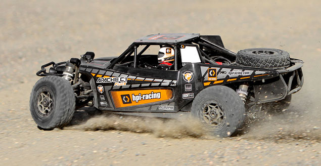 HPI Racing Apache C1 Flux