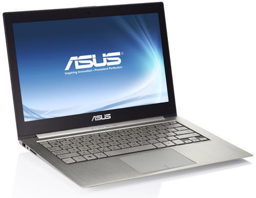 Новый ультрабук Asus Zenbook UX31