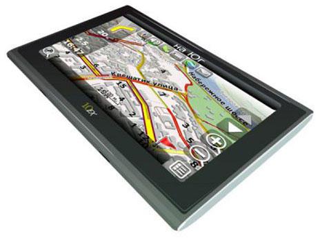 GPS-навигатор Tenex 70M (Тенекс 70М)