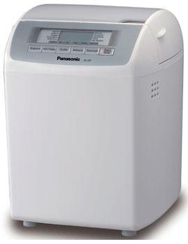 Пластиковая хлебопечка Panasonic SD-257 (Панасоник SD-257)
