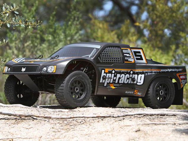 HPI Racing Super 5SC Flux 4WD Short Course Truck 1:5