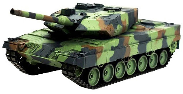 Танк Heng Long 1:16 German Leopard II A6