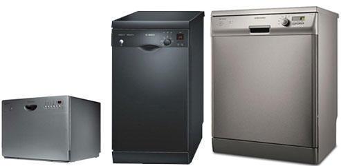 Компактная, узкая и полноразмерная посудомоечные машины