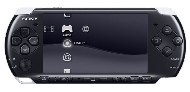 PSP – SONY PlayStation Portable