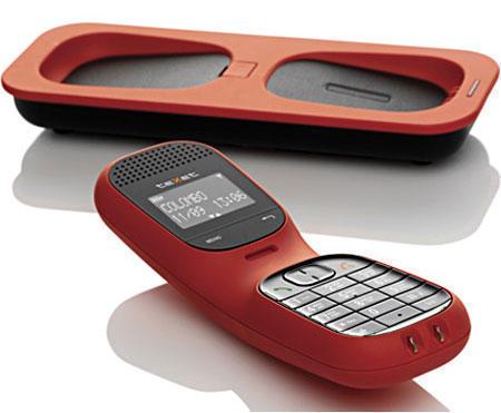 Необычный радиотелефон TeXet TX-D8300А
