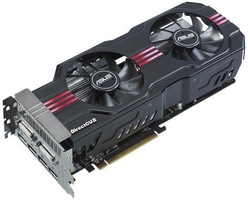 Asus AMD Radeon HD 6950 (Асус АМД Радеон HD 6950)
