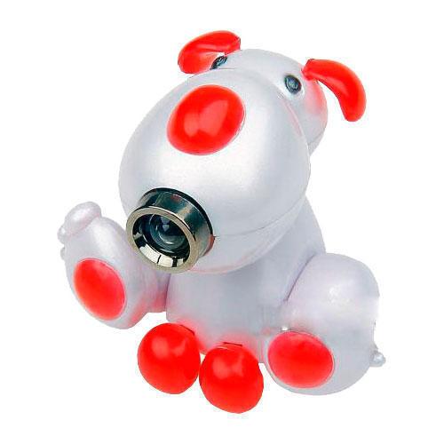 Веб-камера з корпусом у вигляді собачки