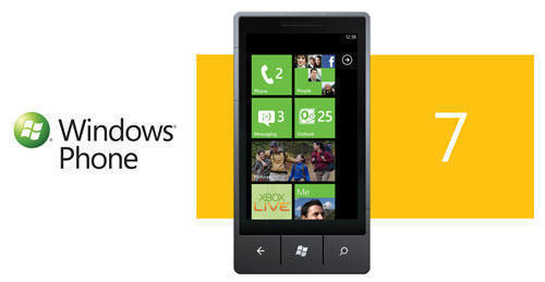 смартфон на Windows Phone 7