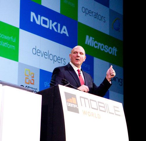 презентація нової мобільної платформи