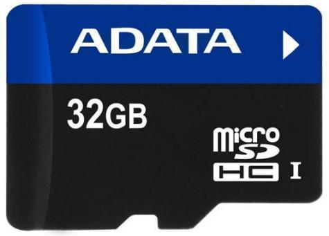 Быстрая карта памяти microSDHC