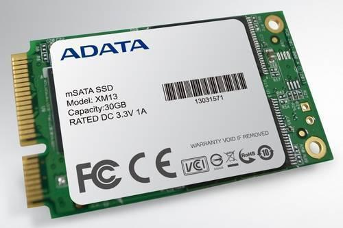 Накопитель A-Data XM13 mSATA