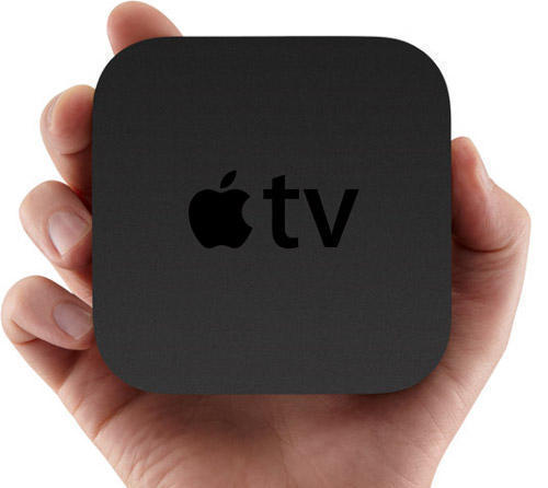 Телеприставка Apple TV