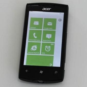 Смартфон Acer W4