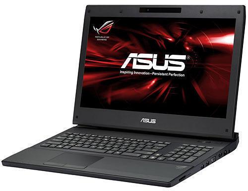 игровой ноутбук Asus G74Sx