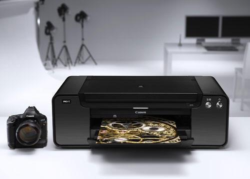 Принтер Canon PIXMA PRO-1 (Кенон ПИКСМА ПРО-1)