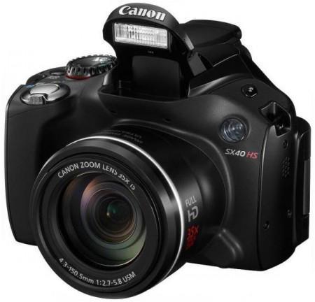 фотокамера Canon PowerShot SX40 HS