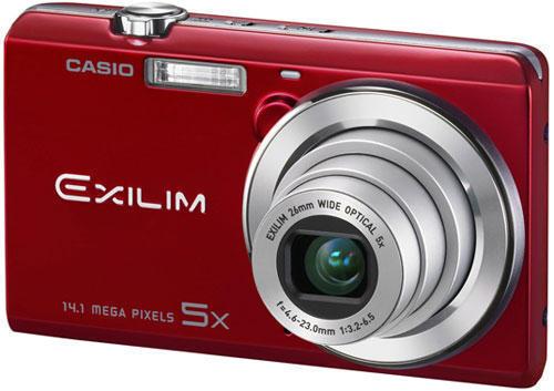 фотокамера Casio Exilim EX-ZS15