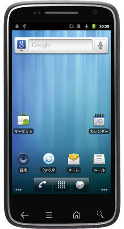 Смартфон Dell Streak Pro 101DL (Делл Стрик Про 101DL)