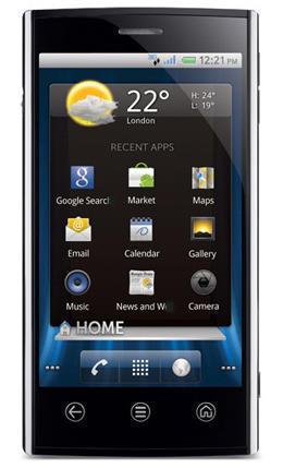 смартфон Dell Venue