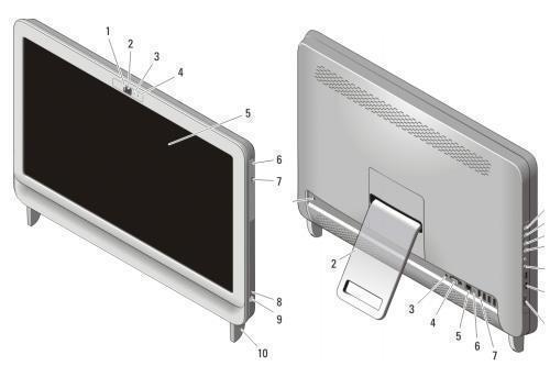 моноблочный ПК Dell Vostro 360