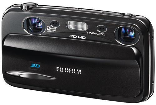 фотокамера Fujifilm FinePix REAL 3D W3