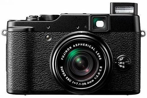 Фотокамера Fujifilm FinePix X10