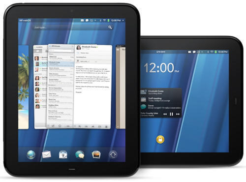 Планшет HP TouchPad