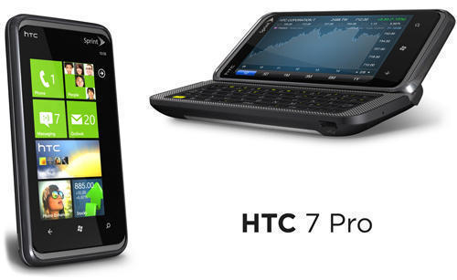 смартфон HTC 7 Pro