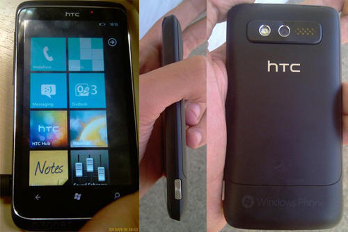 смартфон HTC Spark