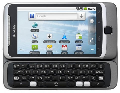 смартфон T-Mobile G2