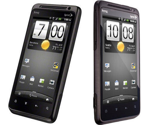 Смартфон HTC EVO Design 4G