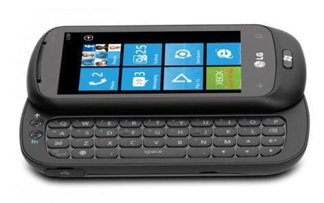 смартфон LG Optimus 7Q