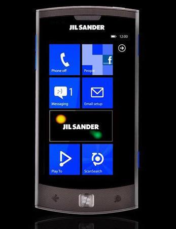 Jil Sander Mobile (Джил Сендер Мобил)