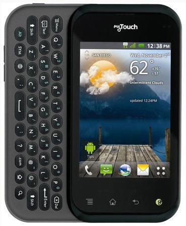 Смартфон LG myTouch Q (ЭлДжи май Тач Кью)