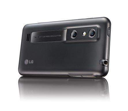 смартфон LG Optimus 3D