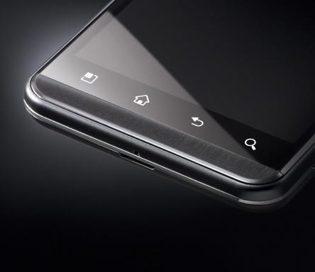 смартфон LG Optimus 3D (кнопки)